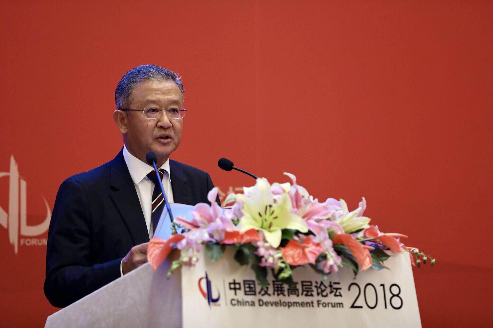 友邦保险控股有限公司集团首席执行官,总裁黄经辉发言