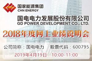 國電電力2018