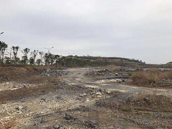 乐视超级汽车生态体验园区计划选址在一个曾经叫做砂村的地方。