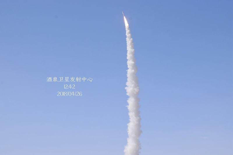 """欧比特""""珠海一号""""遥感微纳卫星星座02组卫星发射成功"""