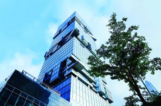 南方基金办公地点――深圳市福田区基金大厦