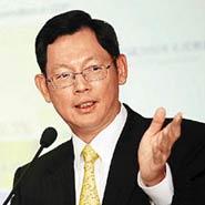 陳德霖:香港金管局總裁