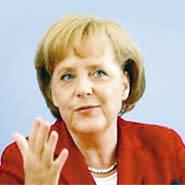 默克爾:德國總理