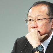 金墉:世界銀行行長